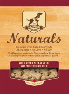 Naturals – Liver & Flax